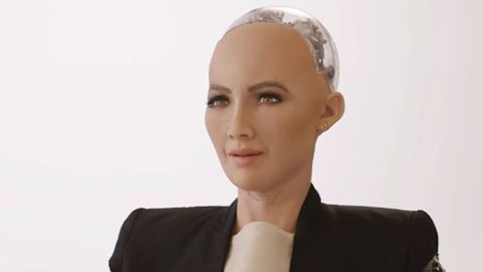 Sophia robot for robotics and coding