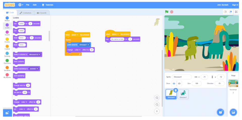 Scratch coding for kids explained
