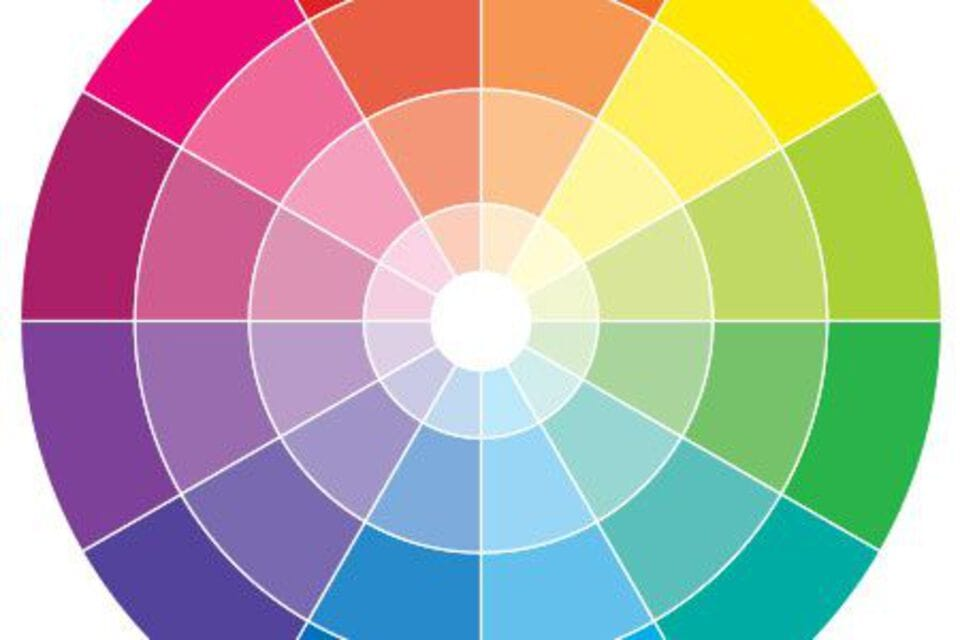 Color wheel for kids