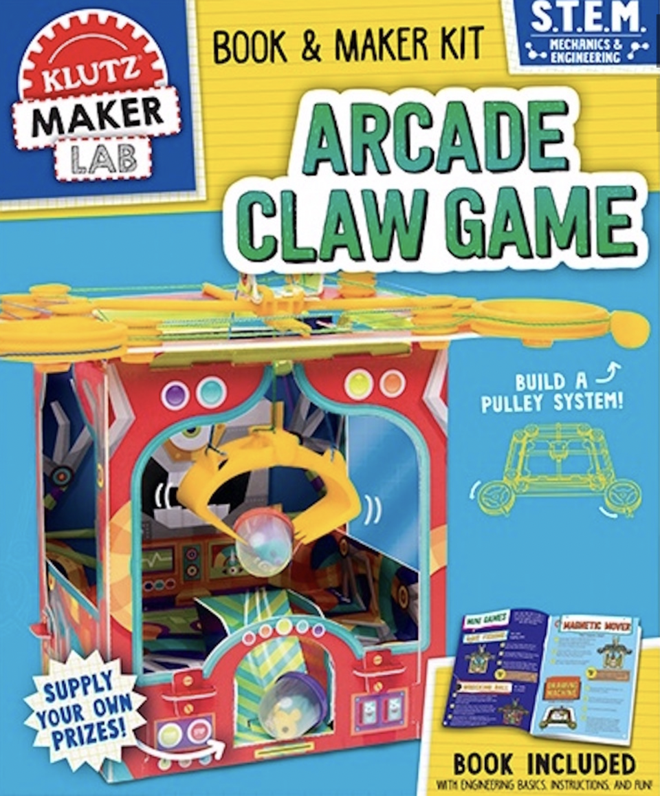 Kids' STEM game for holiday gift