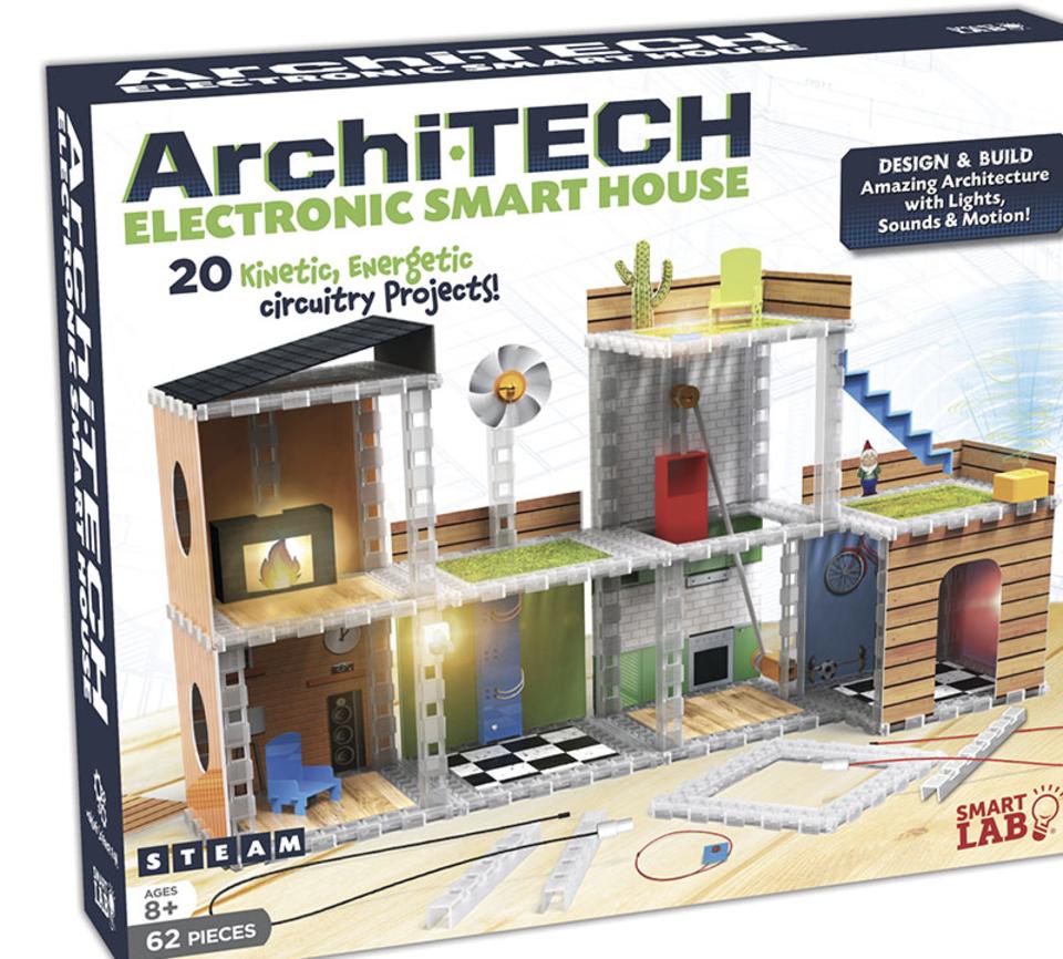 Smart house kids' gift