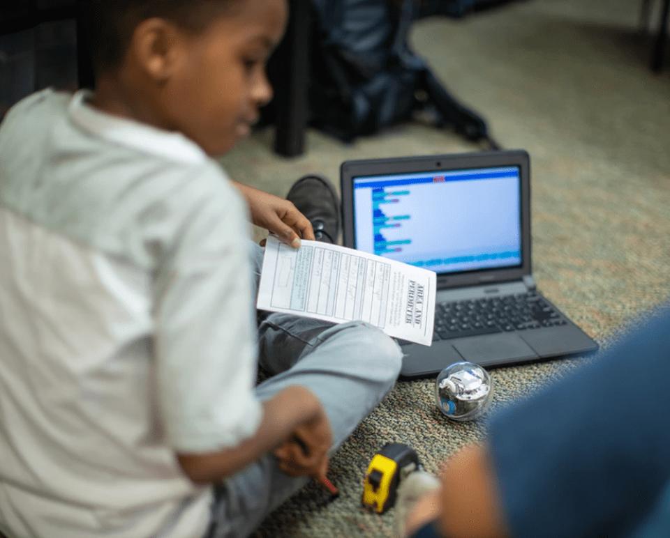 Sphero coding bolt gift for kids